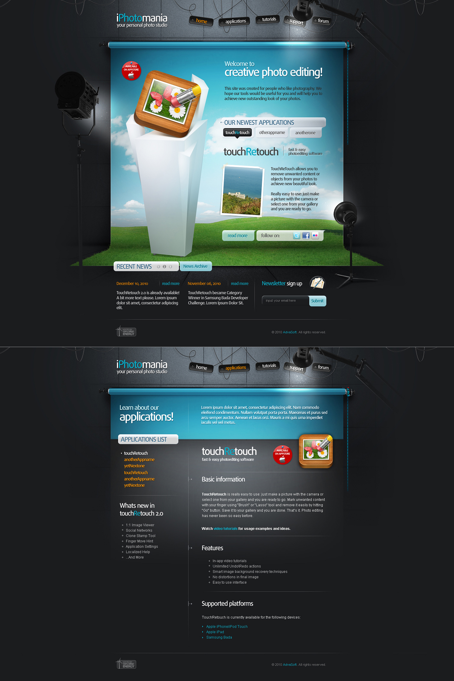 iphotomania website