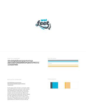 Logo - Wet Feet