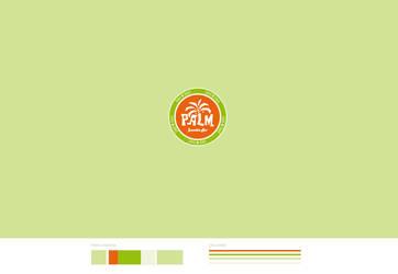 Palm Smoothie Bar - Logo-Neon