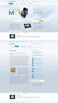 Advasoft webpage