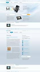 Advasoft webpage by pho3nix-bf