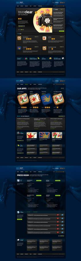 Advasoft Website