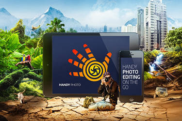Handy Photo Expo Banner by pho3nix-bf