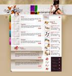 przebieralnie layout