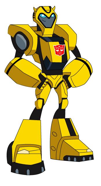 Bumblebee Transformers Animated TFA: Bumblebee ...