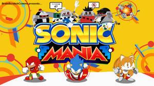 BrainScratchComms - Sonic Mania Thumbnail