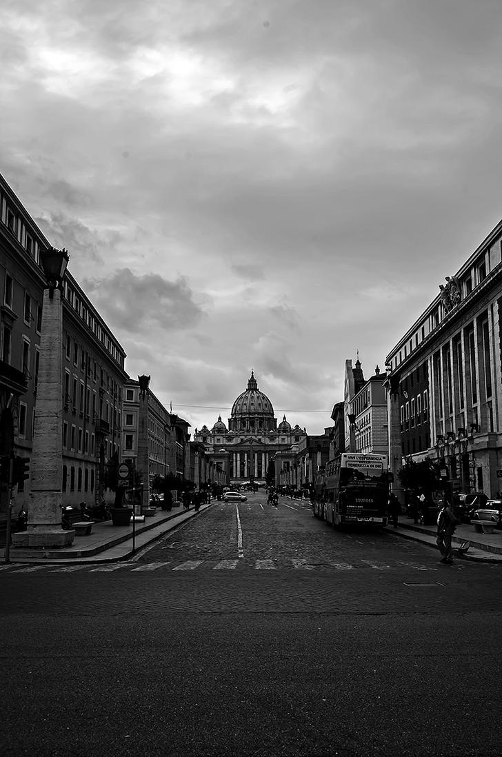 Vatican City In Rome By Stevegek On DeviantArt