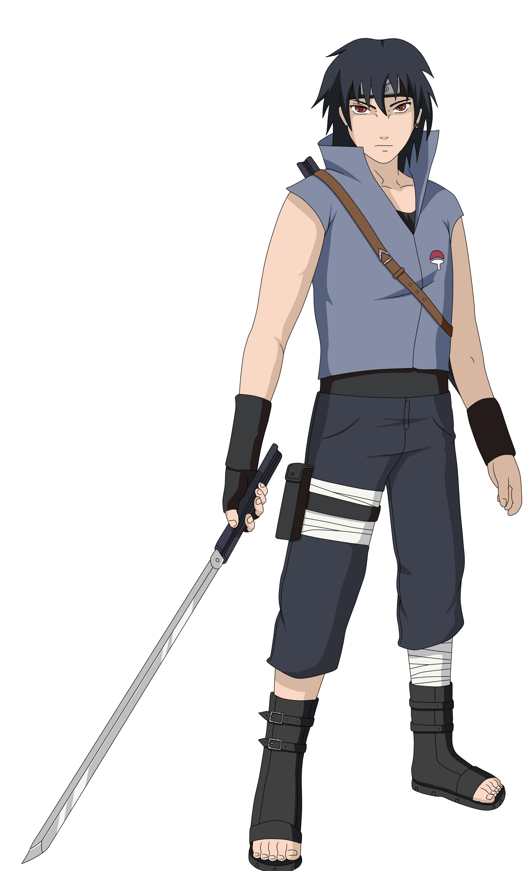Naruto Male Uchiha Oc Deviantart - ExtraVital Fasion