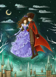 Hermione's Midwinter Night by Sirilu