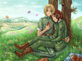 APH: Whole Again by Sirilu