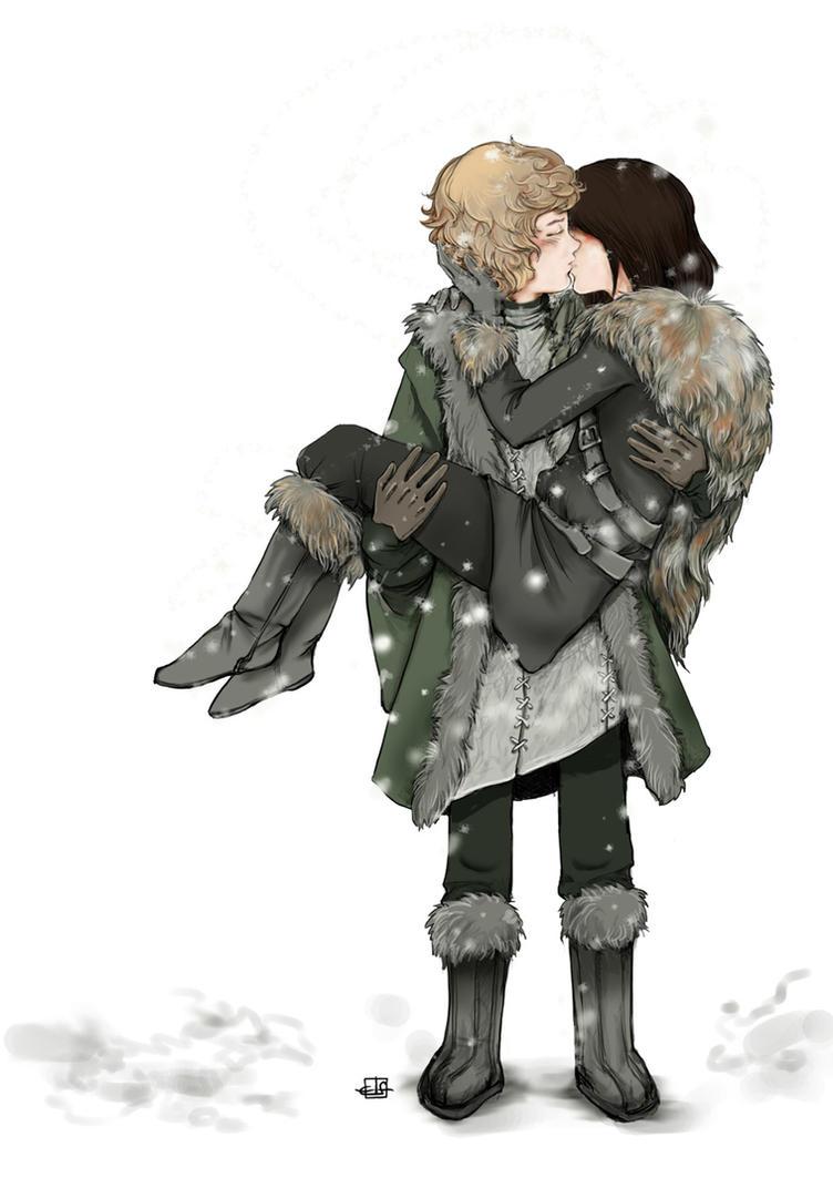 My prince - Bran Stark and Jojen Reed by Sirilu on DeviantArt