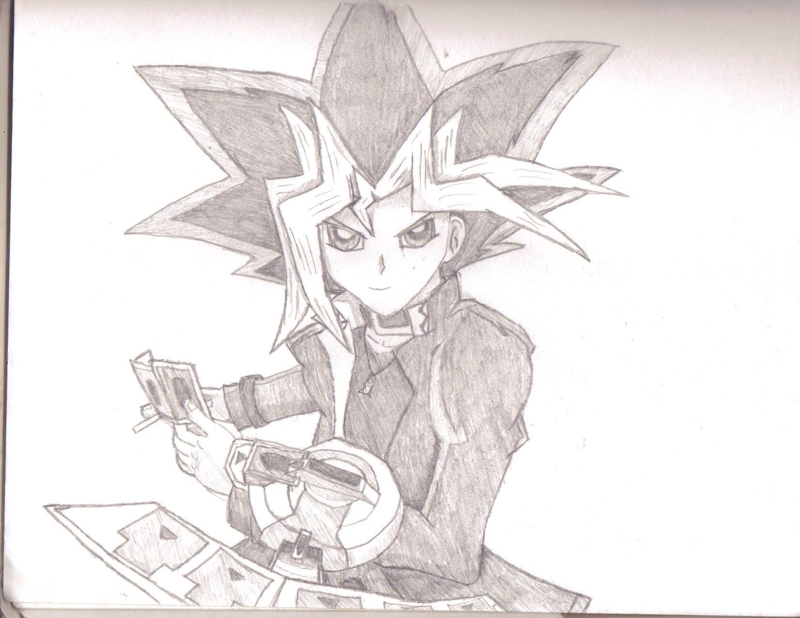 Art by Nottu King_of_Games___Yugi_Motuo_by_NottuLordofLight