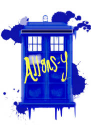 Doctor Who: Allons-y! by australian-spy