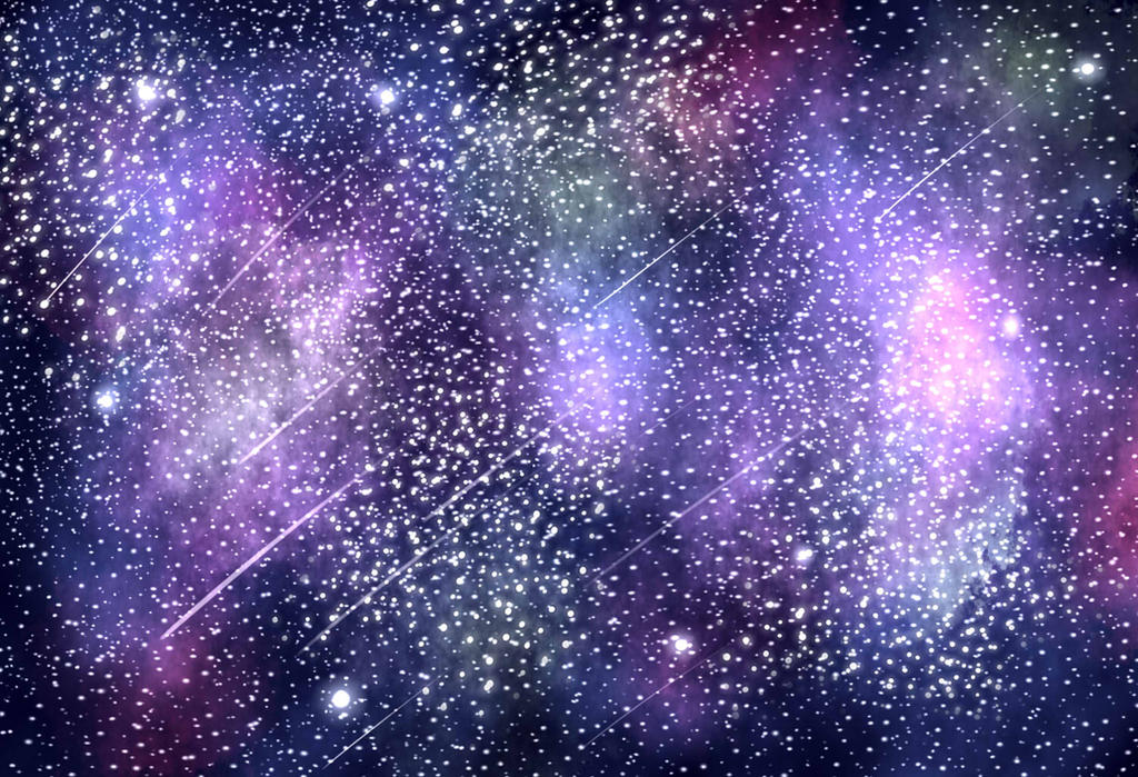 Galactic Painting by Fuyuko-Yuki