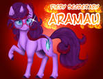 Aramau the Fiery Secretary