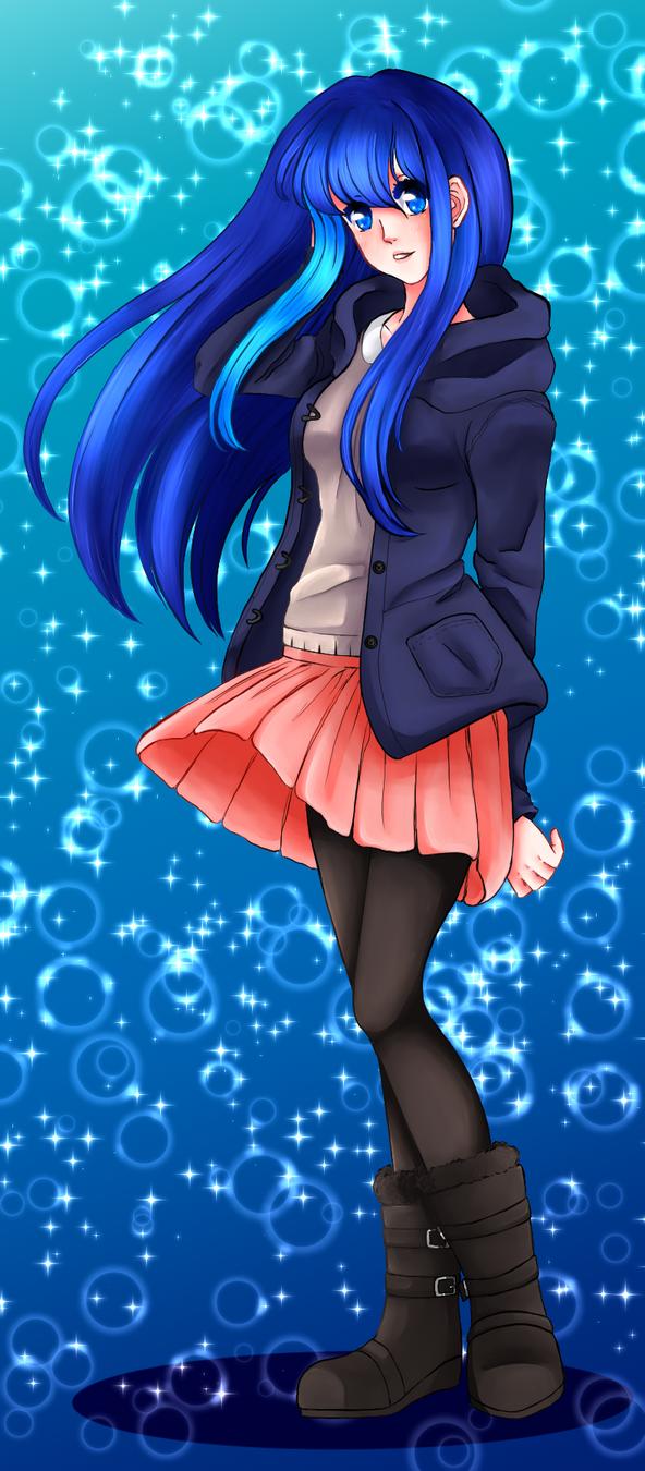 Fuyuko Yuki by Fuyuko-Yuki