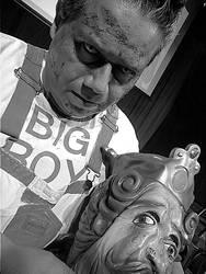 Zombie Big Boy by creativesnatcher69