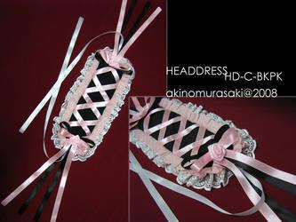 Headdress: HD-C-BKPK