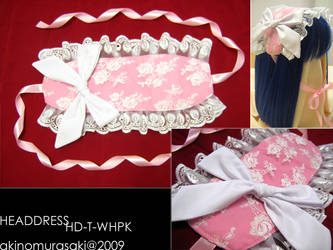 Headdress: HD-T-WHPK