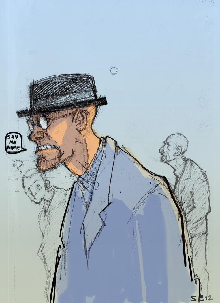 Heisenberg by Savannah-ERVIN
