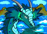Sea dragon by Yappingjackal