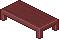 Dark Oak Table by Zaxin