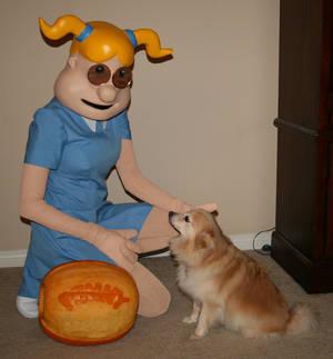 Penny Cartoon costume