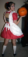 Vicki from Small Wonder costume - 2009