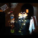 The Great Pumpkin Scarecrow