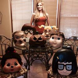 2014 My masks