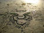 Sand Imprint - original