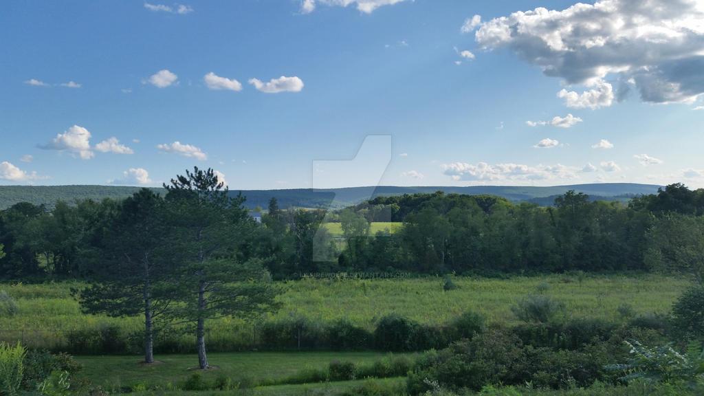 Pennsylvania travel by lilfirewolfe