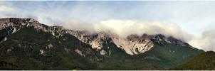 Hidden mountain