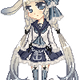 Bunny Pixel by AQUA-Bunni