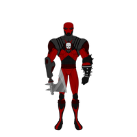 Xylem Villain: Chopper by AmaletzTheShark