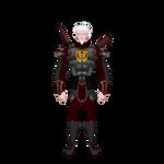 Echo Bat Villain: The Were-Hunter