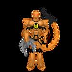 Captain Forge Archenemy: Deathstalker