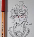 Info-chan doodle