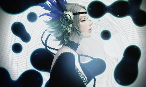 Blue Cavity by KaitoKiD7