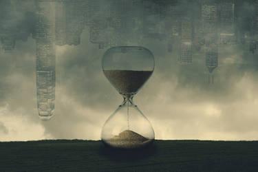 Sand clock 2 by KaitoKiD7