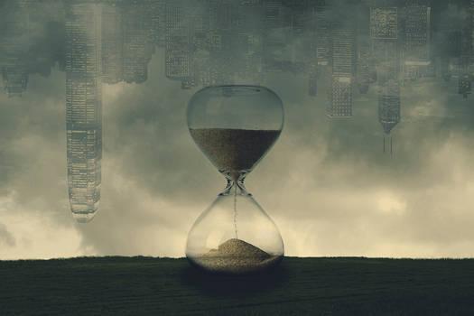 Sand clock 2