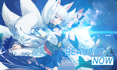 Beautiful Now by KaitoKiD7