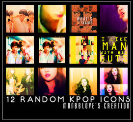 043.12 Random Kpop icons