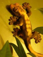 Mr. Gecko by leodragon42