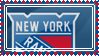 x_. NY.Rangers Stamp ._x by Breeto