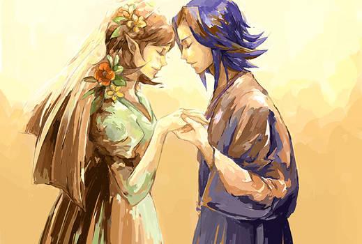 Zelda - Sun and Moon