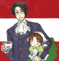 Mr. Austria by maiyue