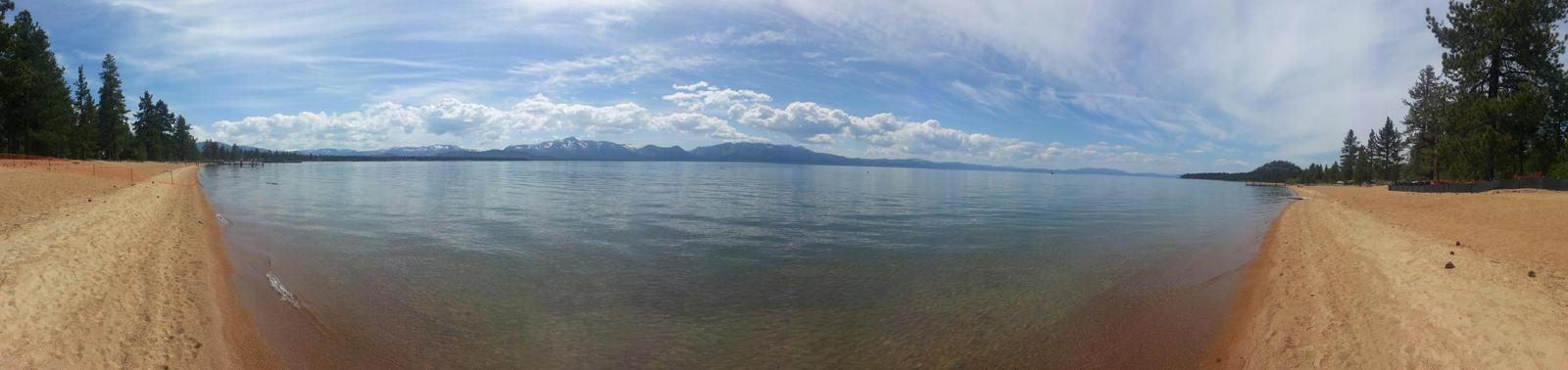 Lake Tahoe 5/23/2014 by davids-sketchbook