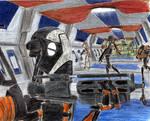 Commando Droid Infiltration