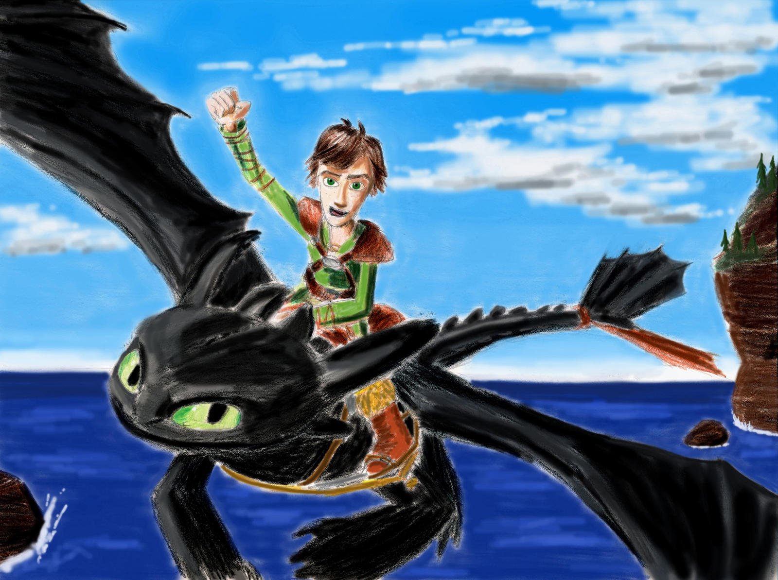 how to train dragsons toothless mate